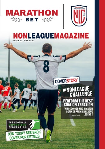6e4f66ecb9327 Non league issue 20 by Pro Image Media - issuu