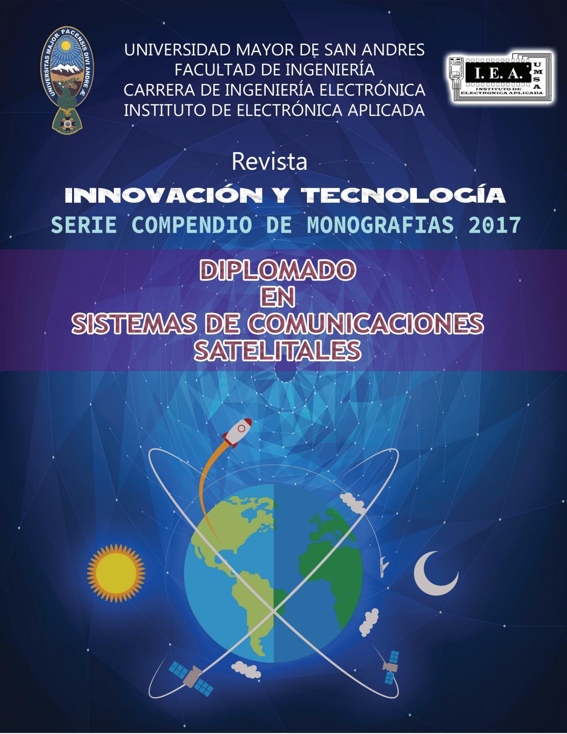 Revista compendio 2017 by IEA UMSA - issuu