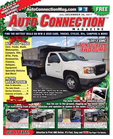 12 28 17 Auto Connection Magazine By Auto Connection Magazine Issuu