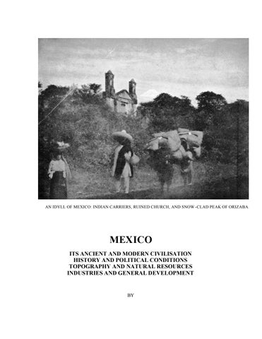 Historia Antigua De Mexico Clavijero Ebook