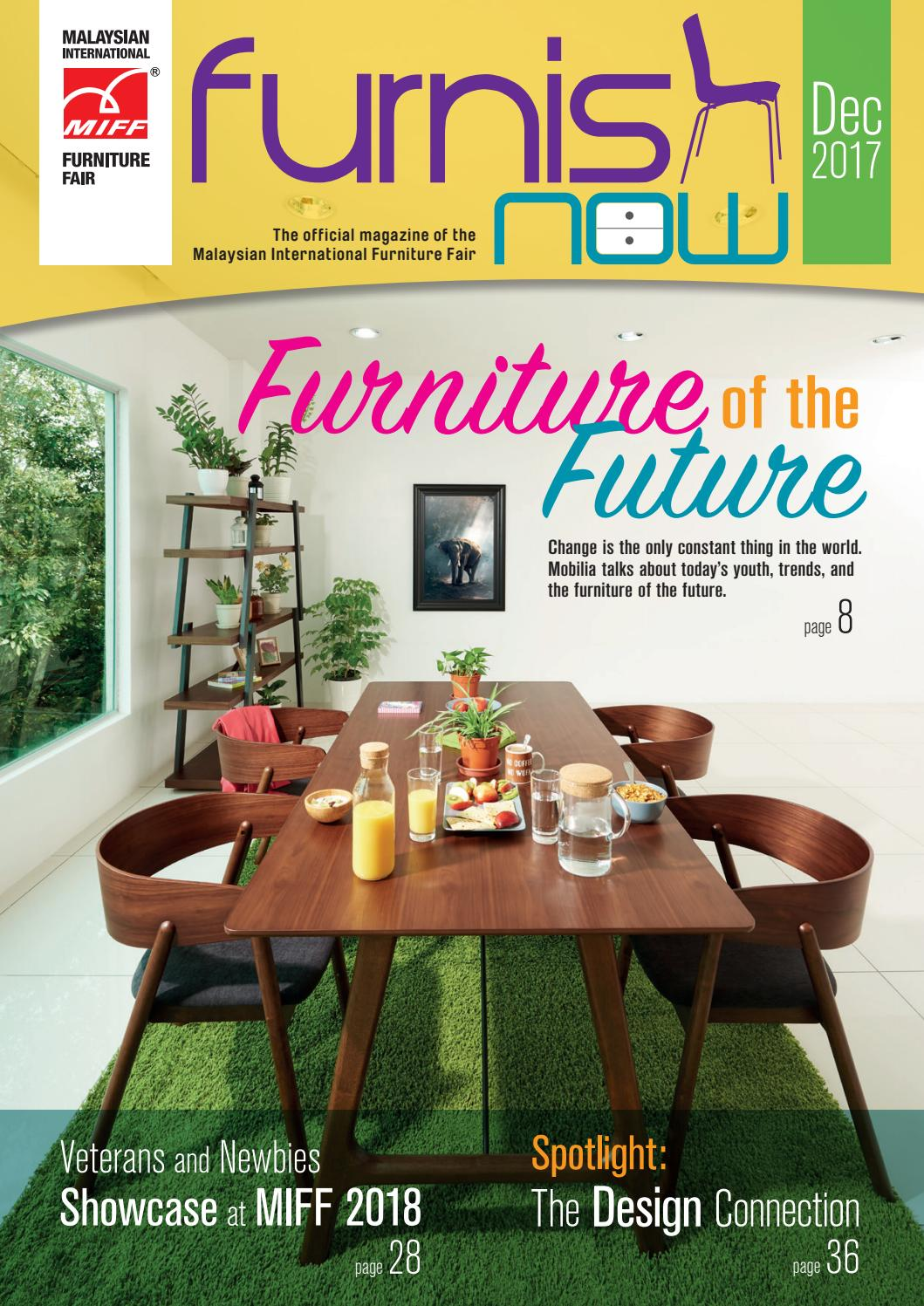 Furnish Now Magazine   December 2017 By Media MICE   Issuu
