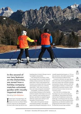 3d0198cc9a Ski+board December 2017 January 2018 by Ski Club of Great Britain ...