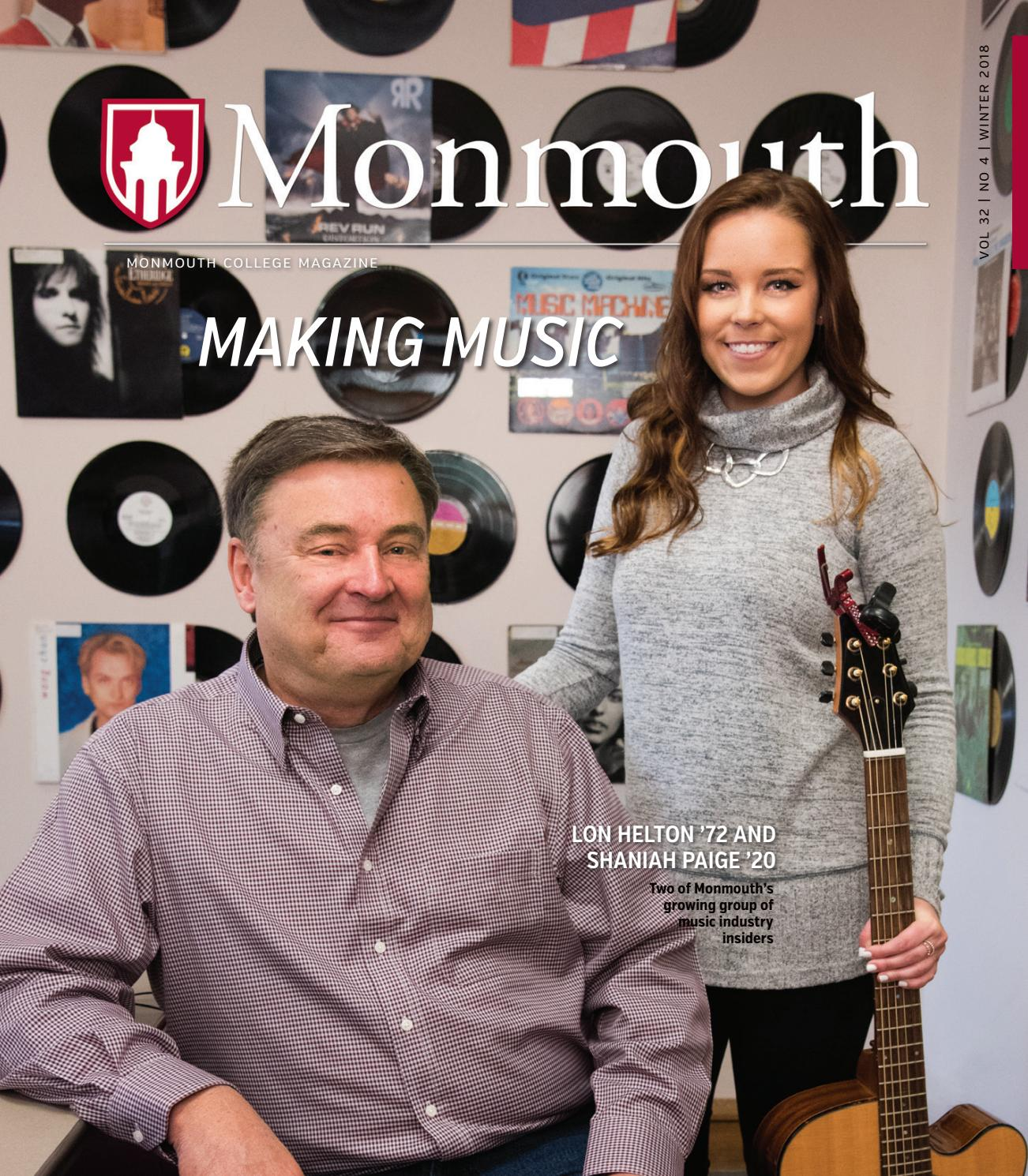 278f19b7b87 Monmouth College Magazine - Winter 2018 by Monmouth College - issuu