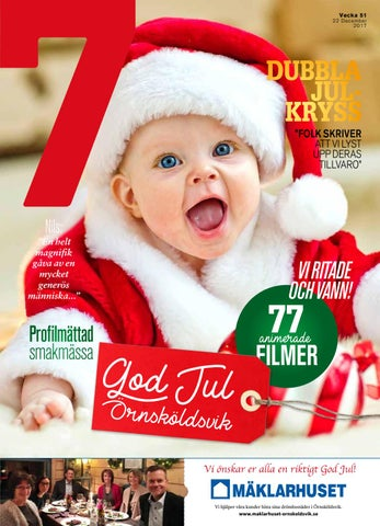 Tidningen 7 Vecka 50 2017 by 7an Mediapartner - issuu 1be0e3e716