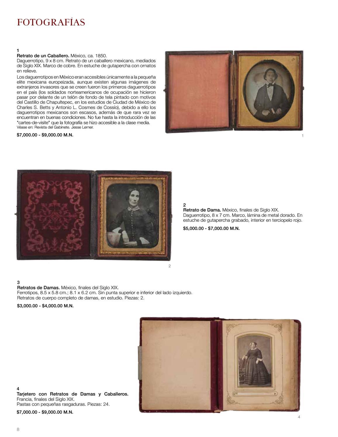 Fotografías, Litografías y Grabados antiguos y modernos by Morton ...