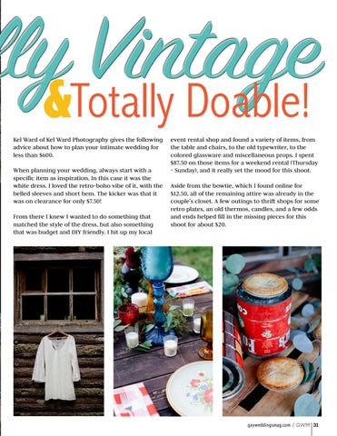 Page 31 of Totally Vintage & Totally Doable!