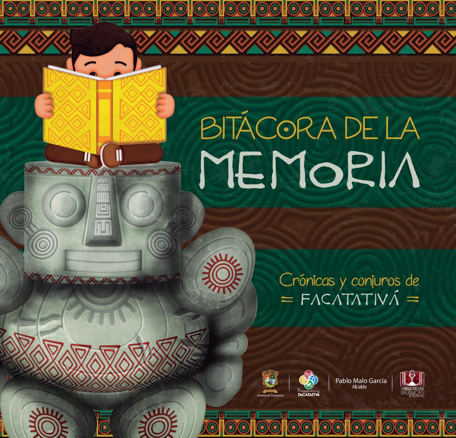 Libro - Bitácora de la memoria - Escuela de Literatura 2017