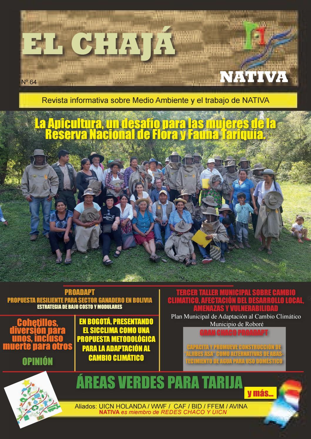 El Chaja Ed. 64