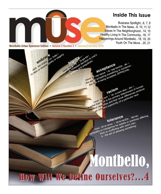 MUSE Janaury/ February 2018
