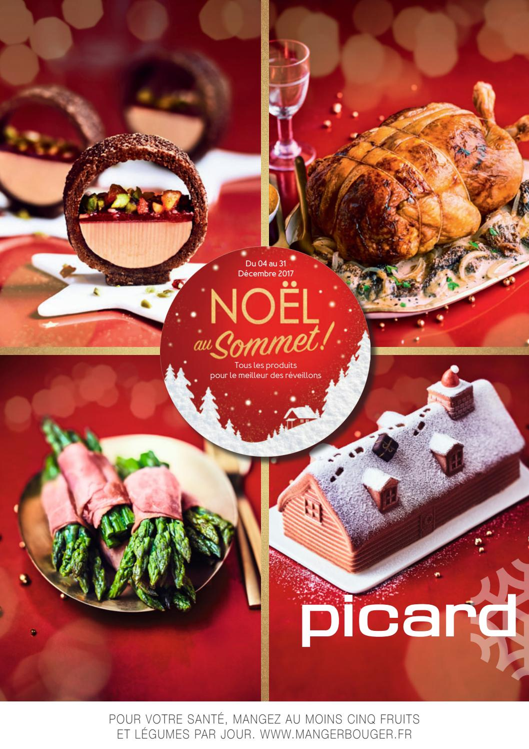 Picard Boule De Noel.Picard Festif Bdef By Momentum Média Issuu
