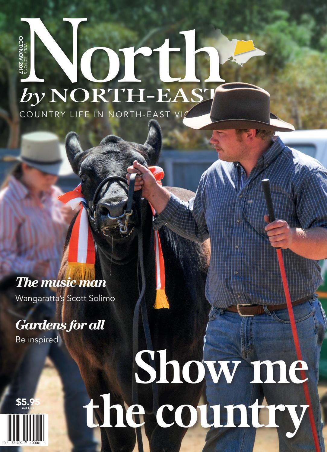 238b05ddd North by north-east magazine by North by North-East - issuu