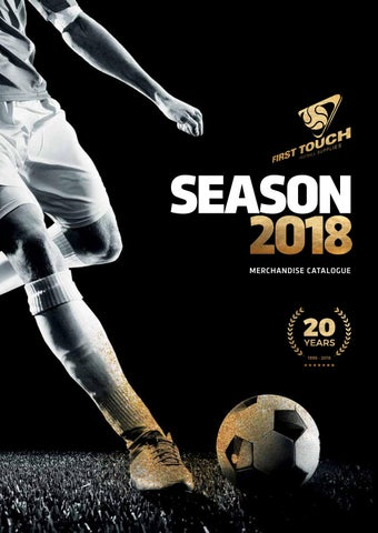 8b9159bd904 First Touch Catalogue 2018 by Northern NSW Football - issuu