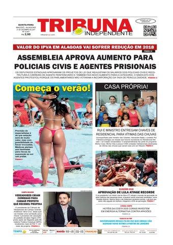 151217ea6 Edição número 3047 - 21 de dezembro de 2017 by Tribuna Hoje - issuu