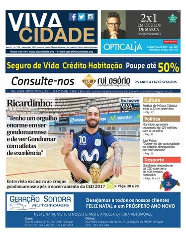 Edição de dezembro de 2017 by Jornal Vivacidade - issuu d34aa816a8008