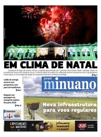 df7515713e1 20171221 by Jornal Minuano - issuu