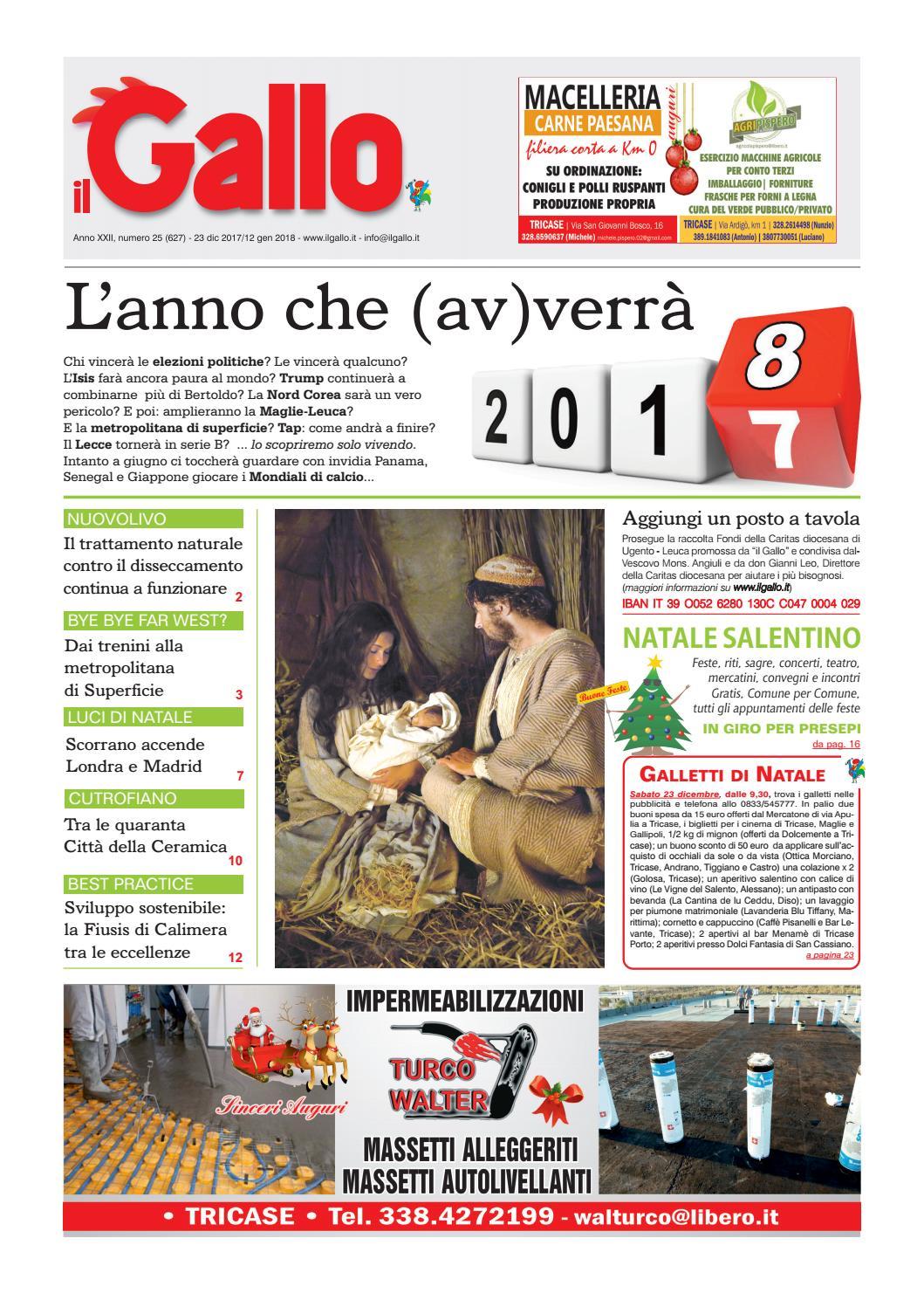 17 Ilgallo25 By Giuseppe Issuu Cerfeda stxChQrd