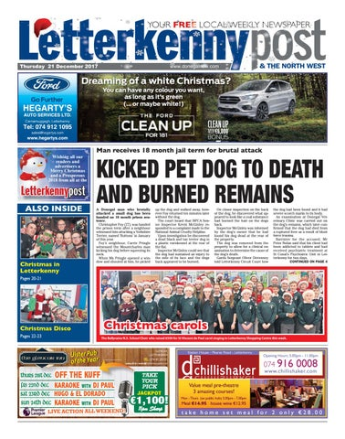 Letterkenny post 21 12 17 by River Media Newspapers - issuu