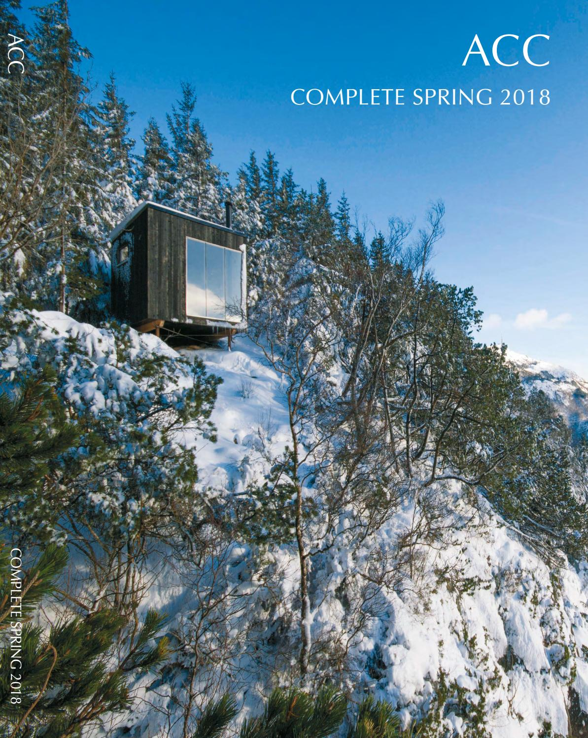 UK Complete Spring 2018 By ACC Art Books   Issuu