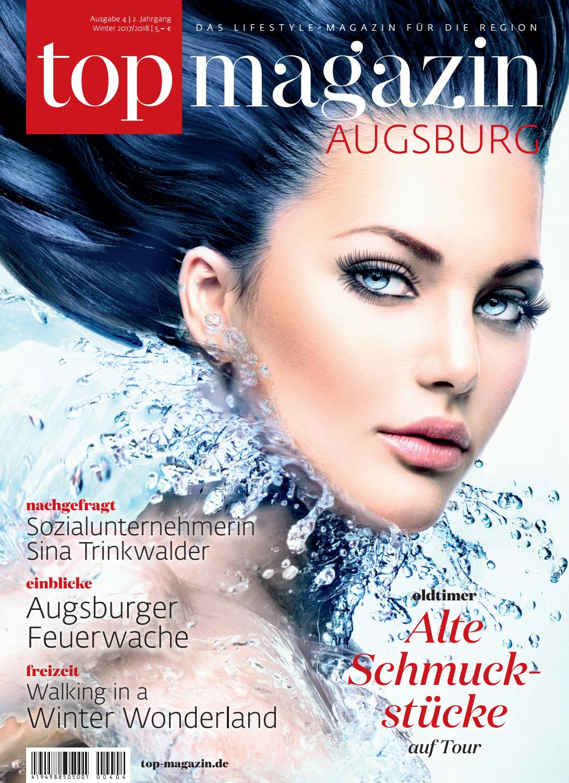 Top Magazin Augsburg Winter 2017 by Top Magazin - issuu