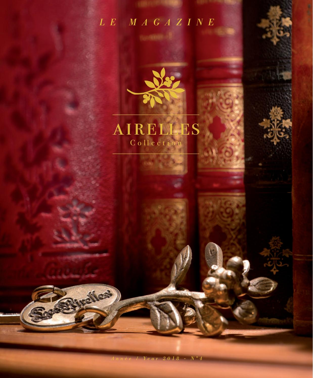 Les airelles 2017 18 s by Riviera Magazine - issuu bf822e5b001