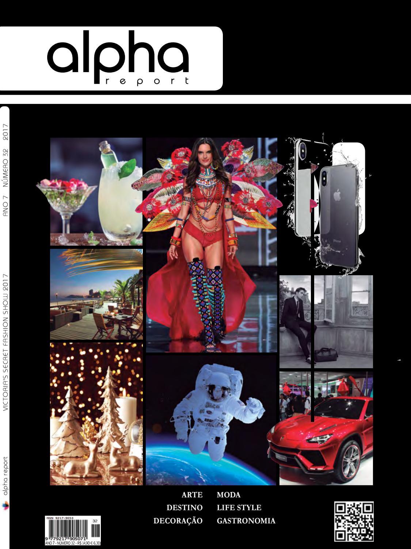 15c6e6d711412 Revista 32 by Alphareports - issuu