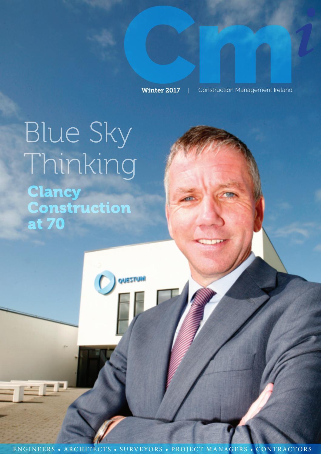 Construction Management Ireland by Martin Foran - issuu