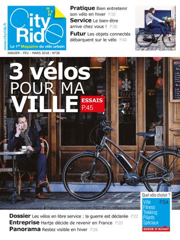 6cd57c35df City Ride 38 by Editions Blue Ride - issuu