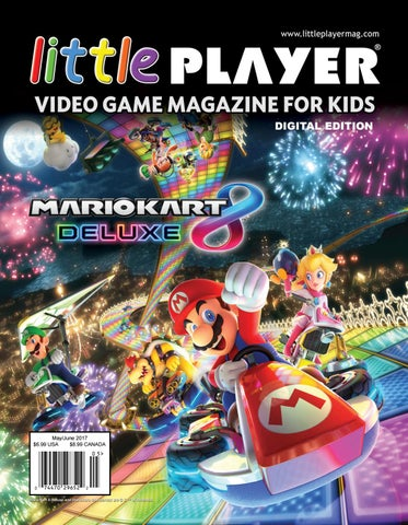 Little Player - Video Game Magazine for Kids - Issuu