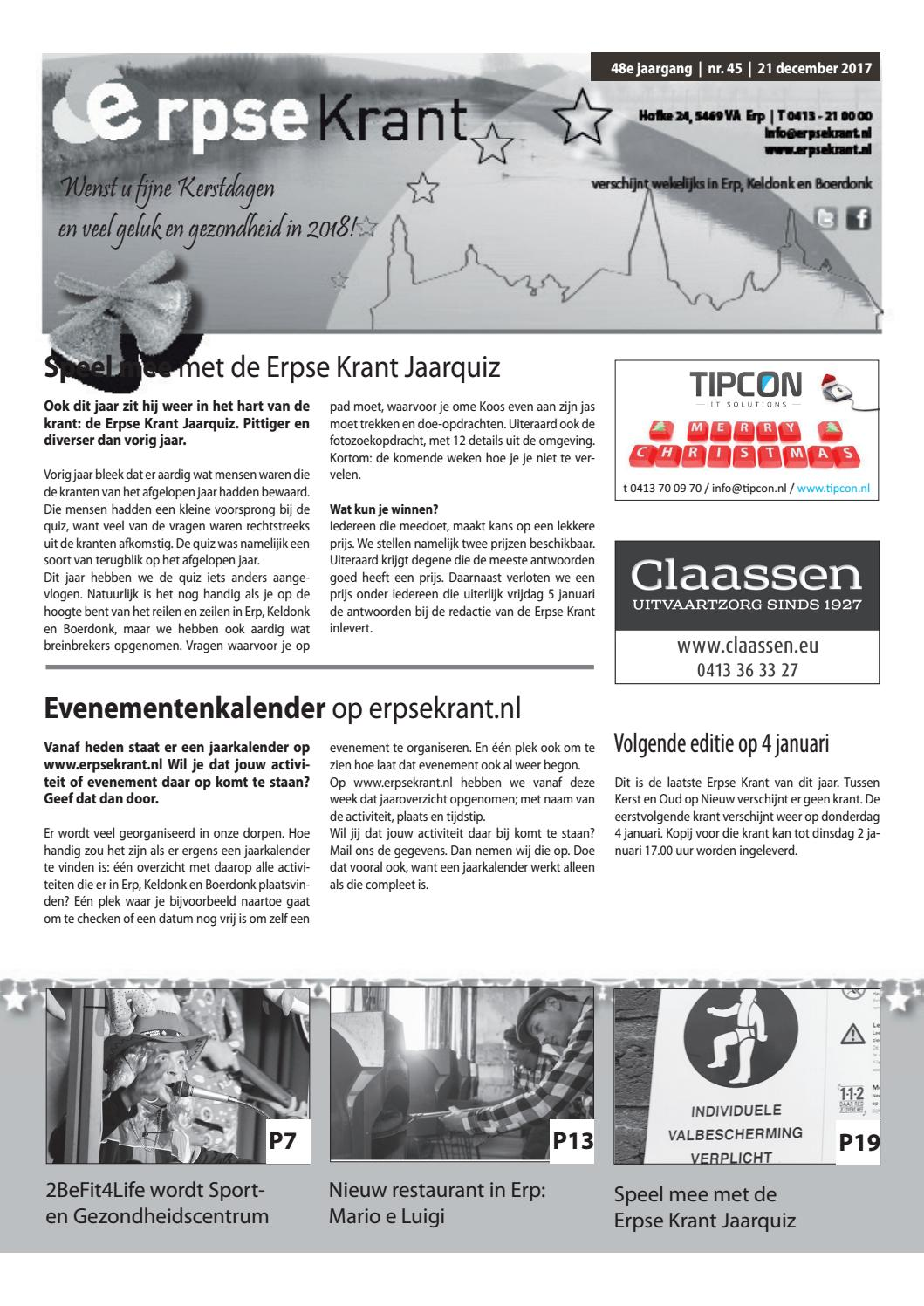 1d854ca3fc8 Erpse Krant 2017 - editie 46
