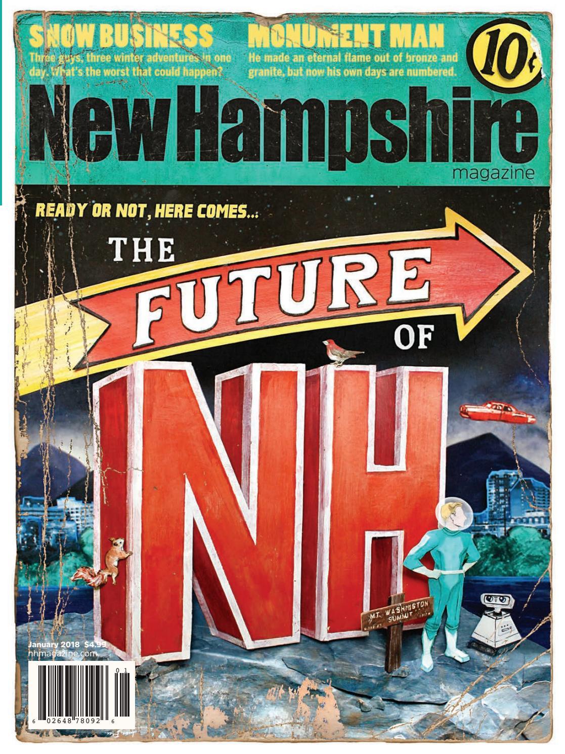 New Hampshire Magazine January 2018 by McLean Communications - issuu
