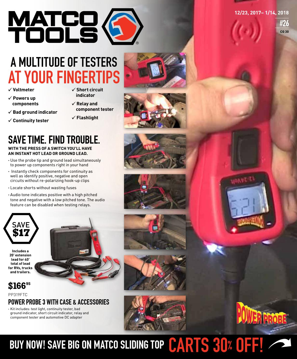 26 By Matthew Cummings Issuu 12 24 Volt Circuit Tester Test Light Probe Check Auto Circuits Trailer