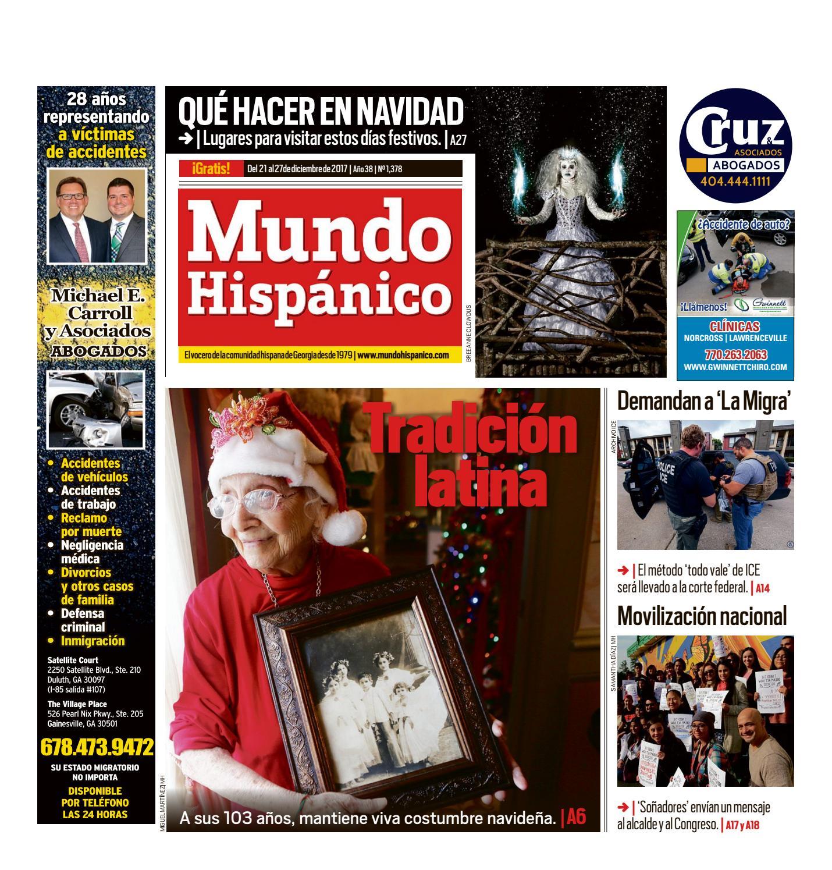 Tradición latina by MUNDO HISPANICO - issuu