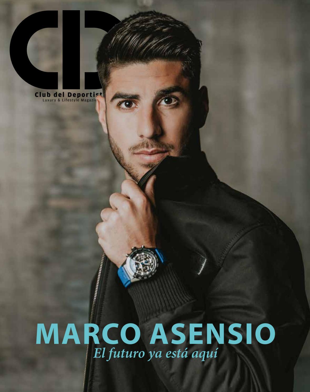 Marco Asensio by Club del Deportista - issuu