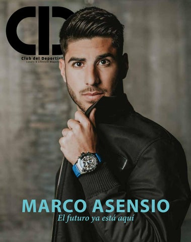 Marco Asensio by Club del Deportista - issuu