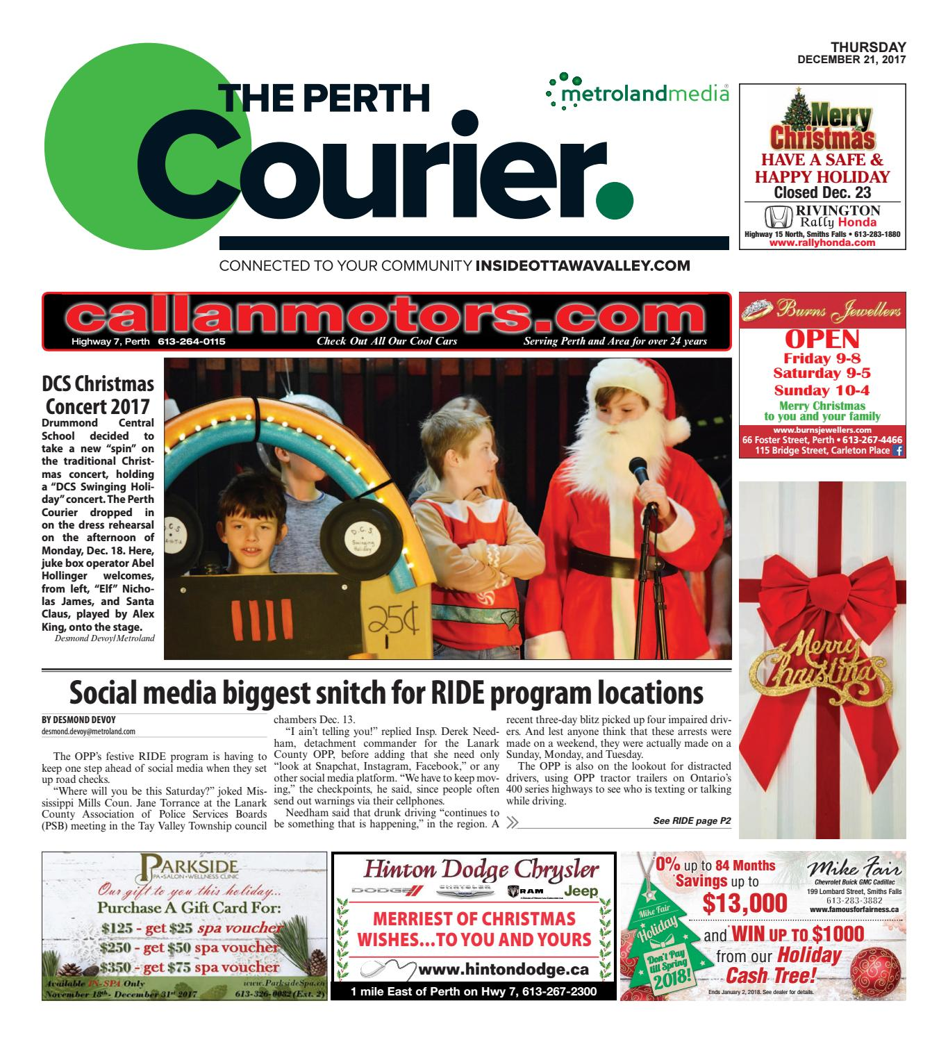 ab8f811f Perth122117 by Metroland East - The Perth Courier - issuu
