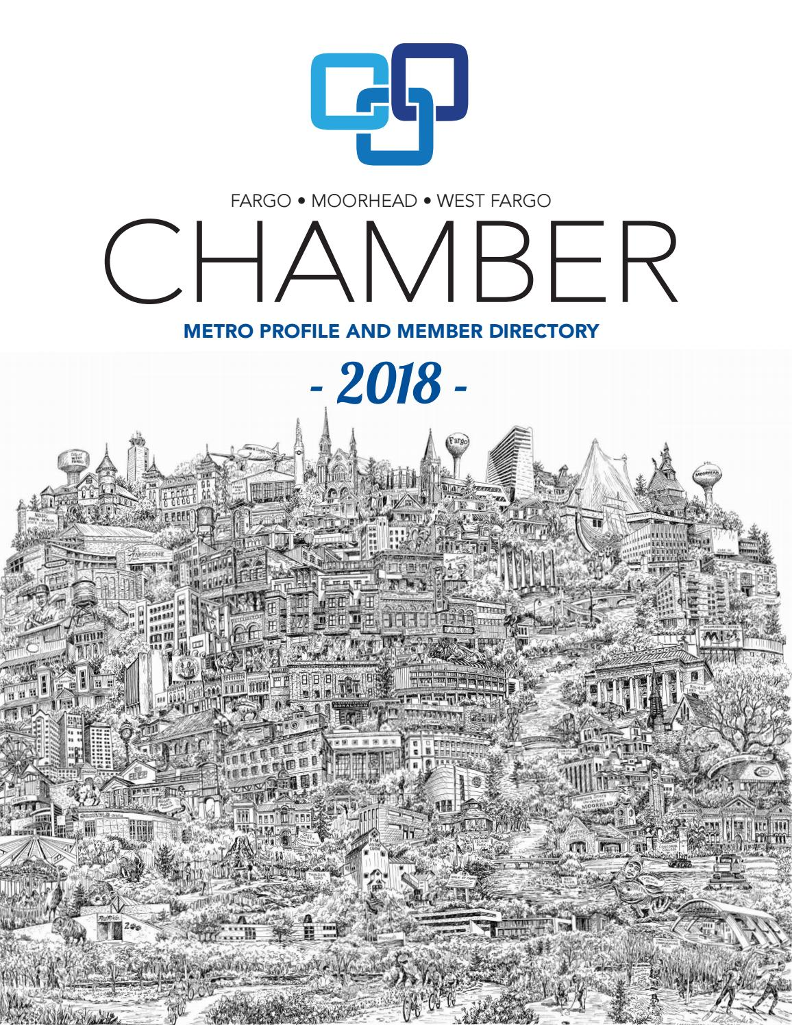 2018 Metro Profile and Member Directory by The FMWF Chamber of ...