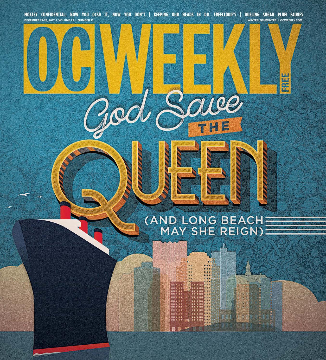December 21, 2017 – OC Weekly by Duncan McIntosh Company - issuu
