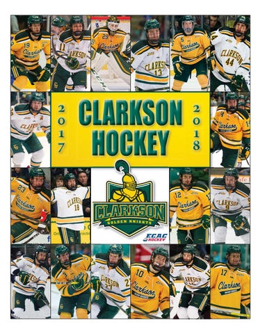 b77478266c6c 2017-18 CLARKSON HOCKEY MEDIA GUIDE by Gary Mikel - issuu