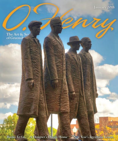 Ohenry January 2018 By Ohenry Magazine Issuu