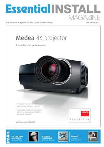 3d806dd14e Essential Install December 2017 by All Things Media - issuu