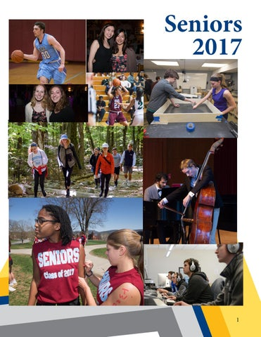 2017 NMH Yearbook Spring Supplement by Northfield Mount