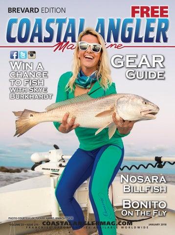 Coastal Angler Magazine - January / Brevard by Coastal Angler