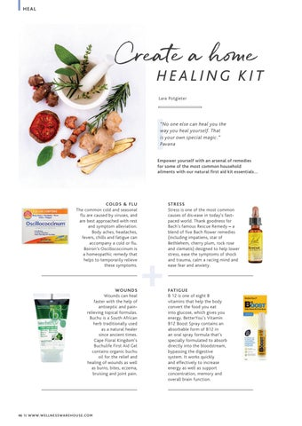 Page 46 of Create a Home Healing Kit