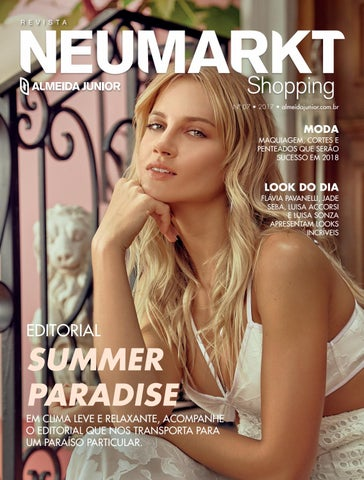 8e5add8a3c138 Revista Neumarkt Shopping by Almeida Junior - issuu