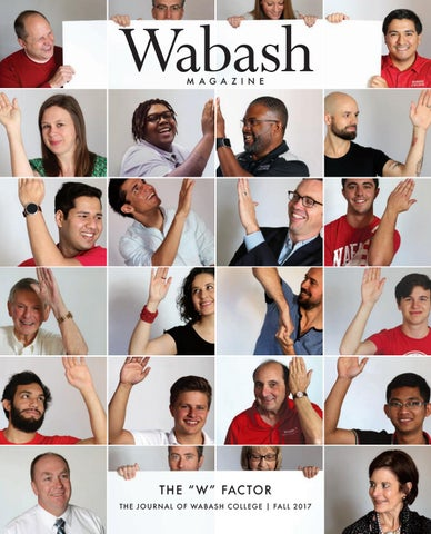 f6be1284339a Wabash Magazine Fall 2017 by Wabash College - issuu