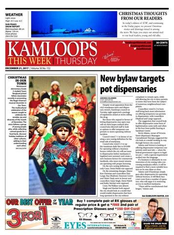Kamloops This Week December 21, 2017 by KamloopsThisWeek - issuu