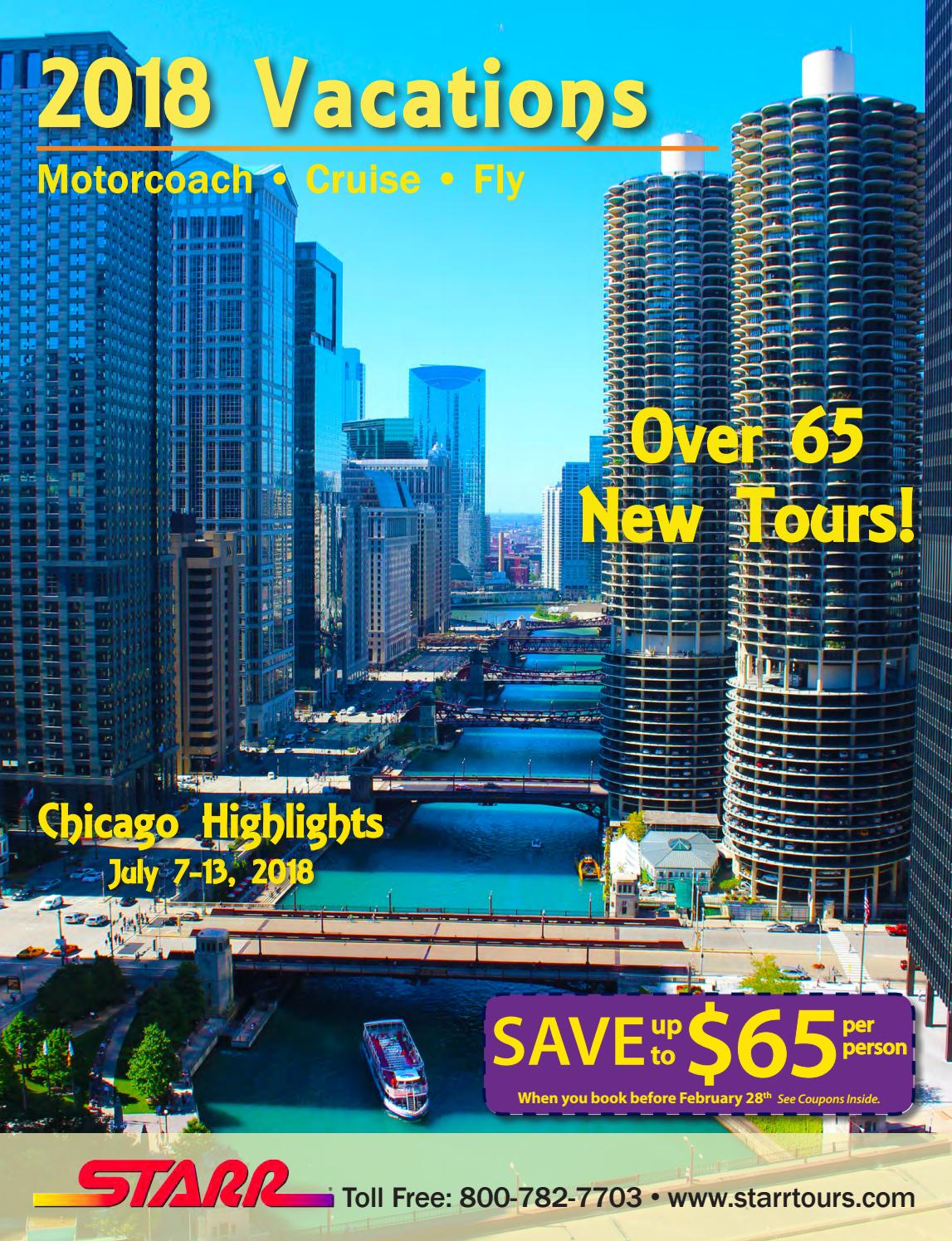 Starr 2018 vacation catalog by Starr Tours - issuu