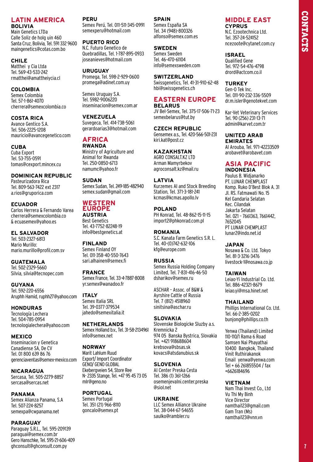 semex catalogue 2018 by today s publishing inc issuu rh issuu com