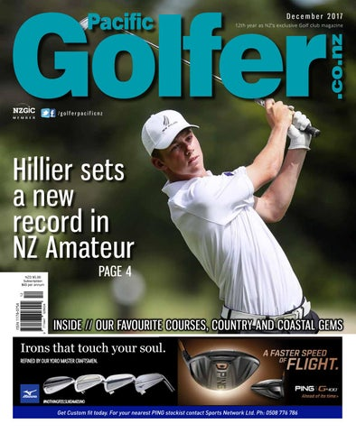 a497814a0587f3 Golfer Pacific NZ - July 2017 by Golfer Pacific NZ - issuu