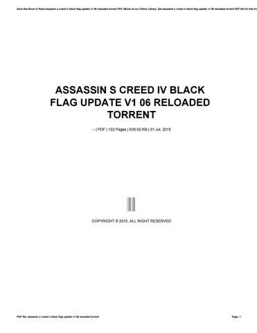 Assassins Creed Black Flag Book Pdf